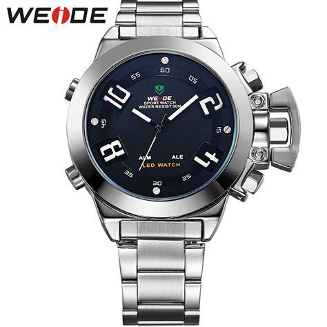 weide mens luxury brand quartz sport watches
