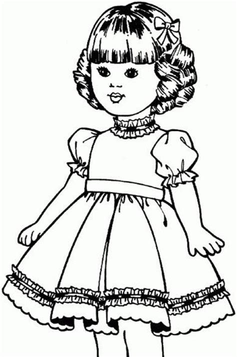 girl doll coloring page american girl lea pages coloring pages