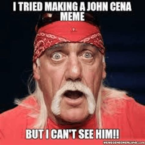 Funny John Cena Memes - john cena meme never give up top mobile trends