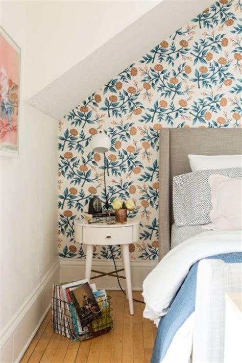 schlafzimmer ideen mit halbhö wand schlafzimmer tapeten ideen und tipps zur anwendung