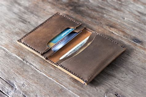 how to make a credit card holder spectacular handmade credit card holder wallet gifts for