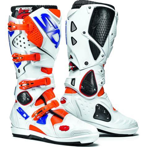moto x boots sidi crossfire 2 srs motocross boots dirt bike enduro moto