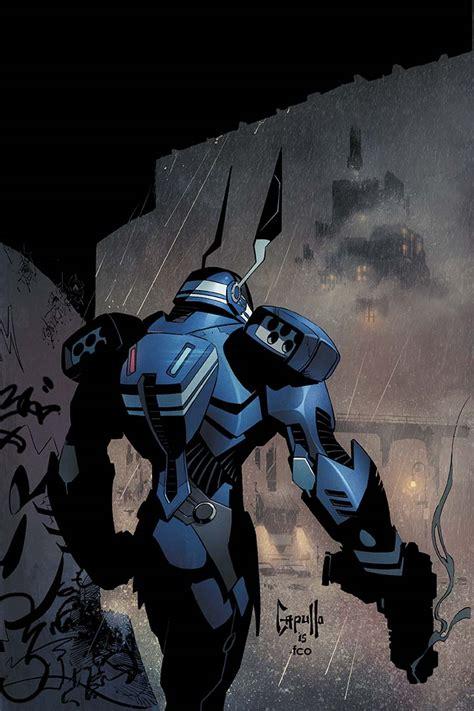 wallpaper batman robot nudc batman is a robot wonder woman is captain wolverine