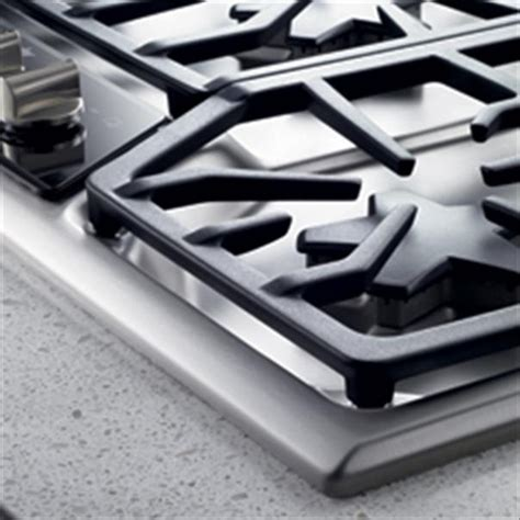 sgslks thermador  masterpiece series gas cooktop