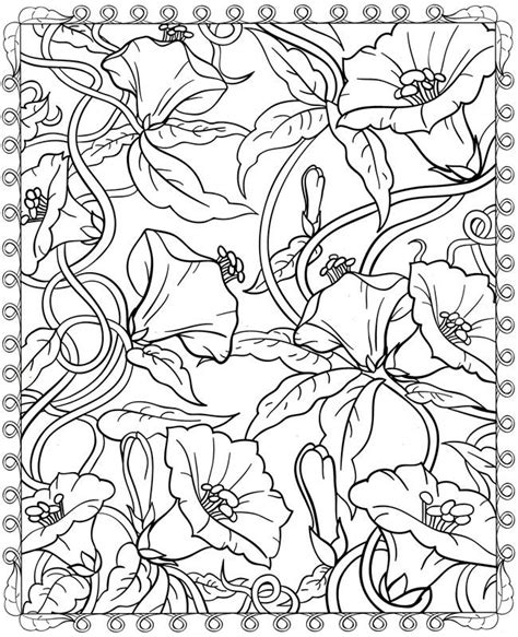 Free Coloring Pages Of William Morris William Morris Colouring Pages
