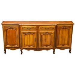 provincial buffet vintage provincial cherry sideboard buffet with