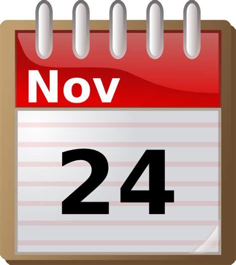 Clipart Calendar Alcaline Spiral Calendar Clip At Clker Vector
