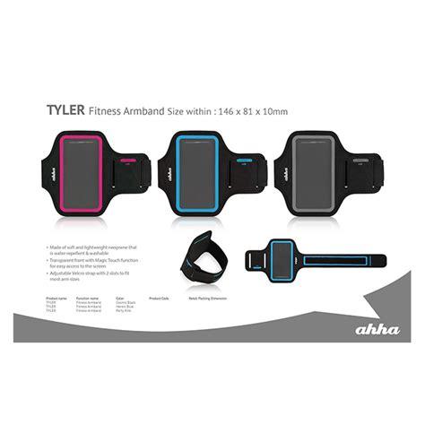 Ahha Fitness Armband 133a Black 5inch fitness armband pink ahha iphoneケースは
