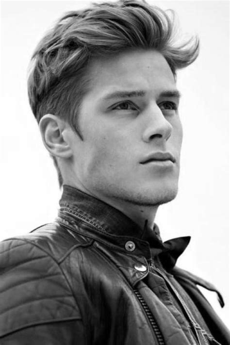 top   hairstyles  men  thick hair photo guide