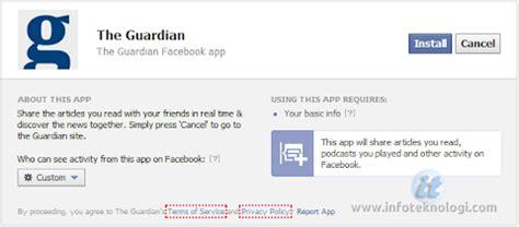 membuat facebook open graph facebook open graph telah berfungsi berpotensi melanggar