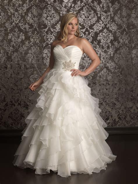 imagenes vestidos de novia ones el vestido de novia ideal para gorditas solo para gorditas