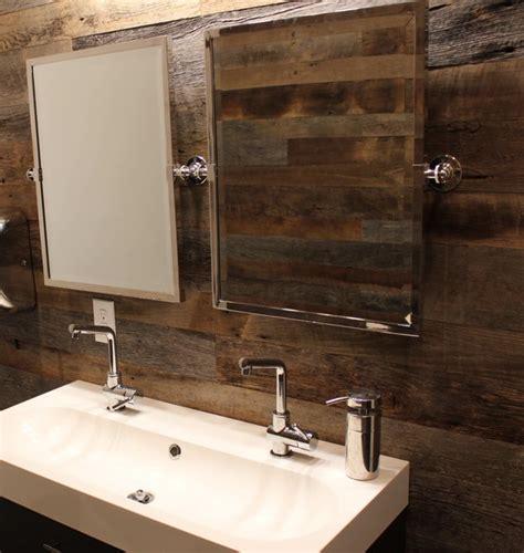Barn Home Decor rustic commercial restroom mediterranean bathroom