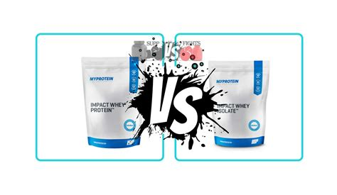 Whey Protein Blend impact whey protein blend vs impact whey isolate protein