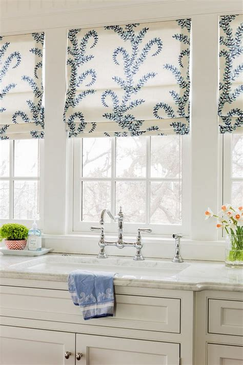 kitchen window dressing ideas 3 kitchen window treatment types and 23 ideas shelterness