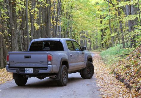 Toyota Tacoma Payload Tacoma Goes Anywhere In Trd Pro Style Wheels Ca