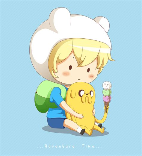imagenes de jack y fin finn jake adventure time with finn and jake fan art