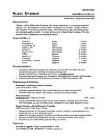 How To Write Key Skills In Resume by Doc 500708 Key Skills Cv Sle Bizdoska