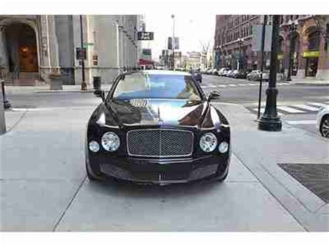 bentley velvet buy used 2012 bentley mulsanne black velvet with linen