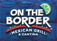 On The Border File On The Border Logo Png