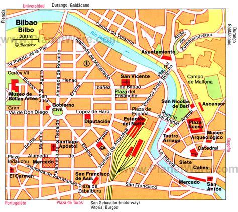 map of spain bilbao bilbao tourism map regional map of spain tourism region