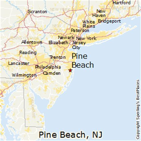 the new jersey coast and pines an illustrated guide book with road maps classic reprint books best places to live in pine new jersey