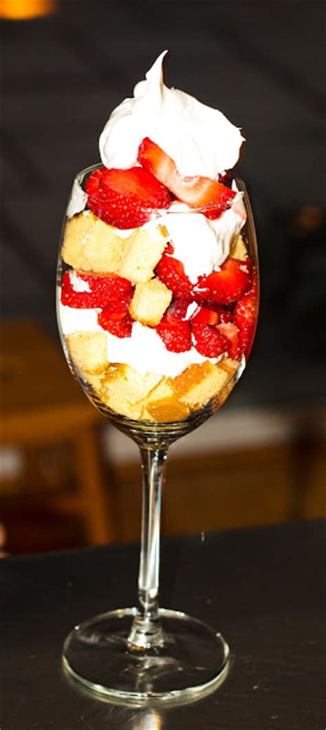layer dessert in glass hoot designs cool whip strawberry shortcake treats