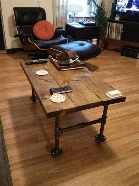 Diy Pipe Coffee Table 1000 Ideas About Coffee Table Centerpieces On Pinterest Coffee Tables Diy Coffee Table And