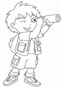 diego coloring pages go diego go coloring pages coloringpagesabc