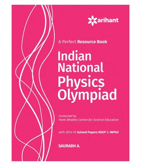 libro national 4 physics indian national physics olympiad paperback english 7th edition buy indian national physics