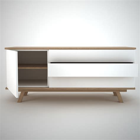 modern furnitures ottawa sideboard 1 3 white join furniture