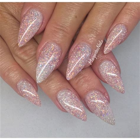 Glitzer Nägel Galerie 2471 by Glitter Nails Nail Gallery
