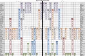 Ktm Ets Timetable Singapore To Bangkok Timetable 20150801 Ktm Intercity Ets Srt