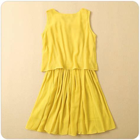 Ylw Dress wholesale cheap large size chiffon casual dress