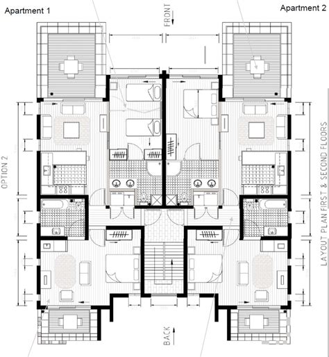 Modular Apartment Floor Plans Modular Apartments Pacific Building Company