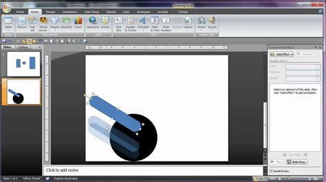 tutorial powerpoint advanced anchor points powerpoint advanced tutorial hd youtube
