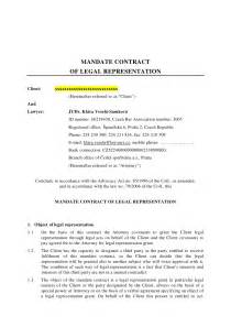 representation agreement template representation agreement template bestsellerbookdb