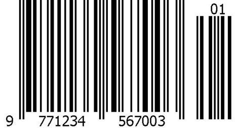 eps format barcode generator magazine barcodes barcode1 in