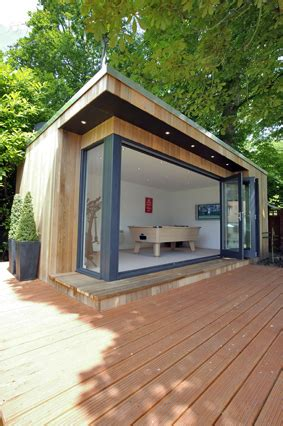 garden studio plans how to find the best garden office designs for your budget