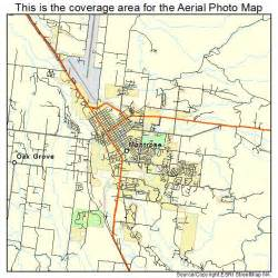 aerial photography map of montrose co colorado