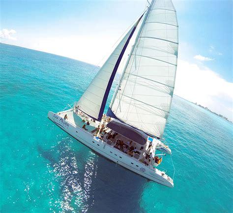 catamaran ultramar cancun sea passion i ii catamaran catamarans in cancun boats