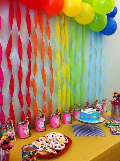 birthday decoration ideas  home   girl birthday