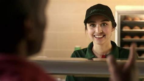 subway commercial actress guacamole subway chipotle chicken melt with guacamole tv spot guac