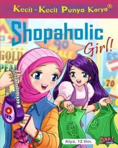 buku kkpk shopaholic alya mizanstore