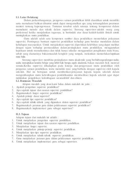 Manajemen Personalia By M Manullang Ugm permasalahan pelaksanaan supervisi pendidikan dan