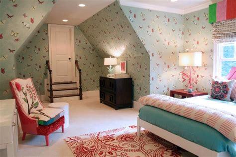 wallpaper for teenage bedrooms stylish teenage girl bedroom ideas interior design
