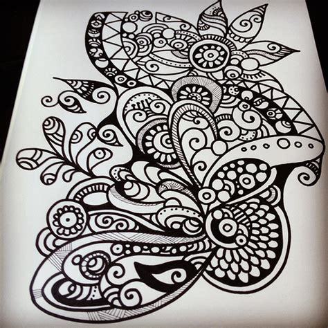 doodle pattern on tumblr doodle on pinterest doodle drawings doodles and zentangle