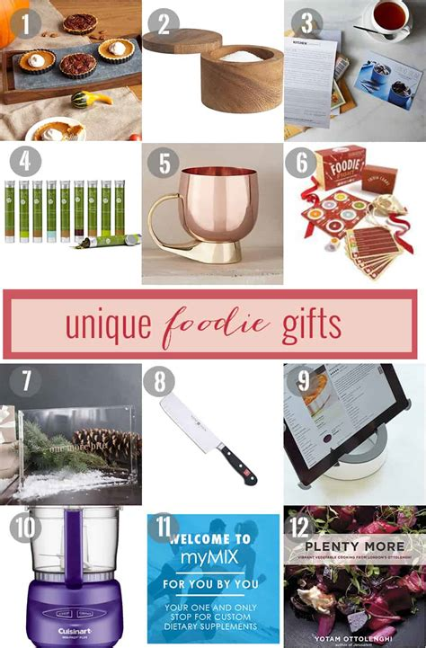 unique cooking gifts unique foodie gifts delicious knowledge