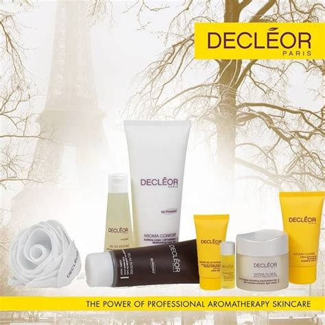 Poster 109 Best Aroma 109 best decleor images on skin treatments