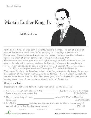 mlk biography for students martin luther king jr historical heroes king jr