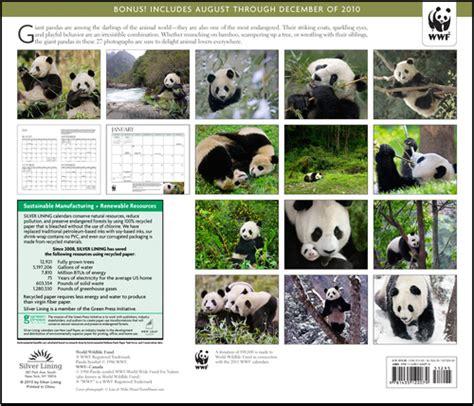 Calendar Wwf 2015 Wwf World Wildlife Fund Calendars